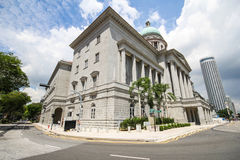 Old Supreme Court Building, Singapore Royalty Free Stock Images