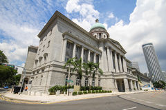 Old Supreme Court Building, Singapore Stock Images