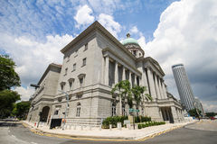 Old Supreme Court Building, Singapore Dec 2014 Stock Photos