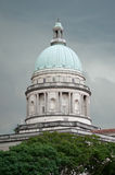 The old Supreme Court of Singapore. Royalty Free Stock Images