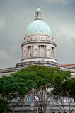 The old Supreme Court of Singapore. Royalty Free Stock Photography