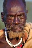 Old Suri man Stock Images