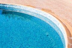 Old swimming pool Stock Photo