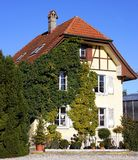 Old Swiss House 5 Royalty Free Stock Image