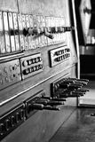 Old switchboard Royalty Free Stock Photo
