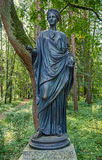 He Old Sylvia (Twelve paths) statues. Flora. Stock Photography