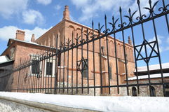 Old Synagogue in Cracow Stock Photos