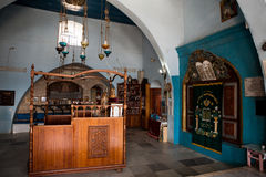 Old synagogue Royalty Free Stock Photography