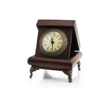 Old Table Clock Royalty Free Stock Image