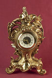 Old table clock Stock Photo