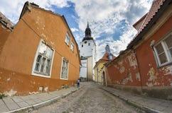 Old Tallinn Stock Image