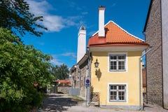 Old Tallinn. Estonia, EU Royalty Free Stock Photo