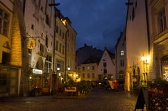 Old Tallinn Royalty Free Stock Photos