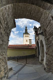 Old Tallinn Royalty Free Stock Photography
