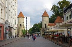 Old Tallinn Royalty Free Stock Photography