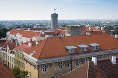 Old Tallinn Royalty Free Stock Photo