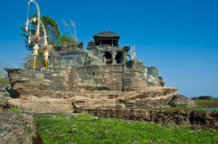 Old Tanah Lot Temple. Stock Photography