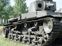 Old Tank Stock Photos