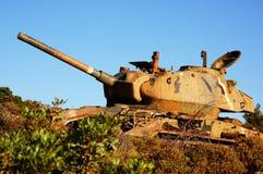 Old tank Royalty Free Stock Image