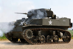 Old tank Royalty Free Stock Images