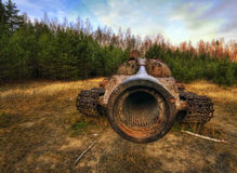 Free Old Tank Stock Images - 6934714
