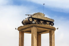 Old tank Royalty Free Stock Photos