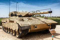 Old tank Stock Photography