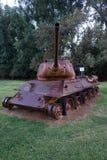 Old tank Royalty Free Stock Photo