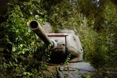 Old tank Stock Image