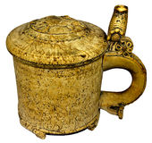 Old Tankard Royalty Free Stock Photo
