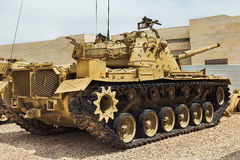 old tanks and armored vehicles Stock Images
