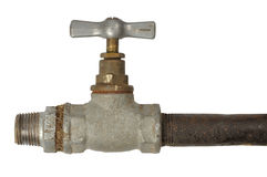 Old Tap Royalty Free Stock Photography