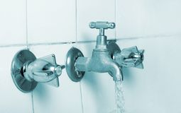 Old tap Royalty Free Stock Photo