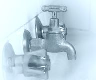 Old tap Stock Photography