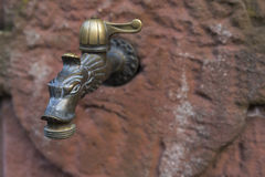 Old tap Stock Image