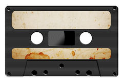 Old tape Stock Image