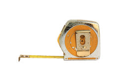 Old tape measure Stock Images