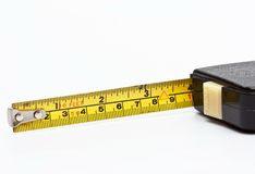 Old Tape Measure. Stock Photography