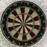 Old Target Dartboard Royalty Free Stock Photo