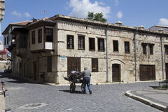Old Tarsus Houses Stock Image