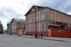 Old Tatar Sloboda Royalty Free Stock Photography