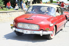 Old Tatra Stock Images