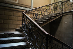 Old Tbilisi entrance hall Stock Images