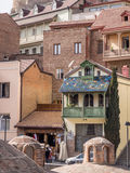 Old Tbilisi Stock Photo