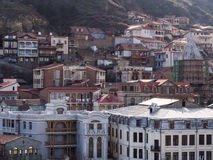 Old Tbilisi Royalty Free Stock Images