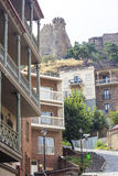 Old Tbilisi Stock Photography
