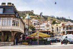 Old Tbilisi Royalty Free Stock Photo