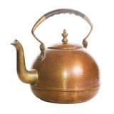 Old tea kettle Royalty Free Stock Photography
