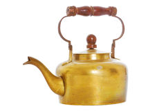 Old tea kettle Royalty Free Stock Photo