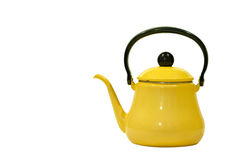 Old tea kettle Stock Image